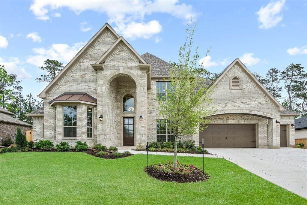 Single Family for Sale at 406 Mill Creek Road Pinehurst, Texas 77362 United States