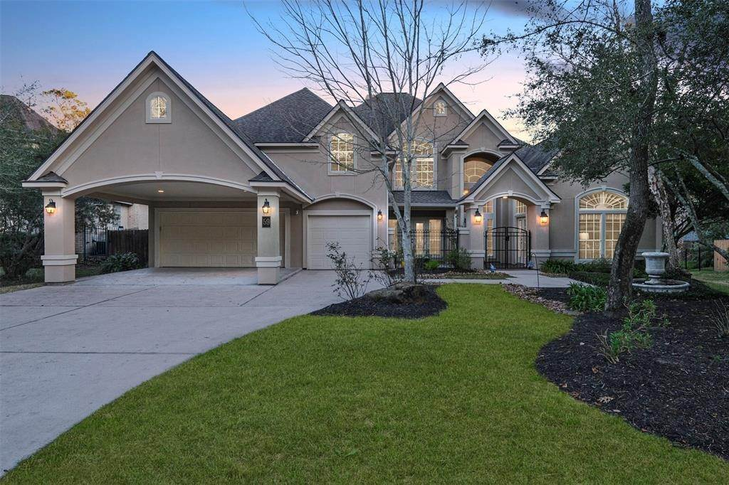 Single Family for Sale at 59 W Horizon Ridge Place The Woodlands, Texas 77381 United States
