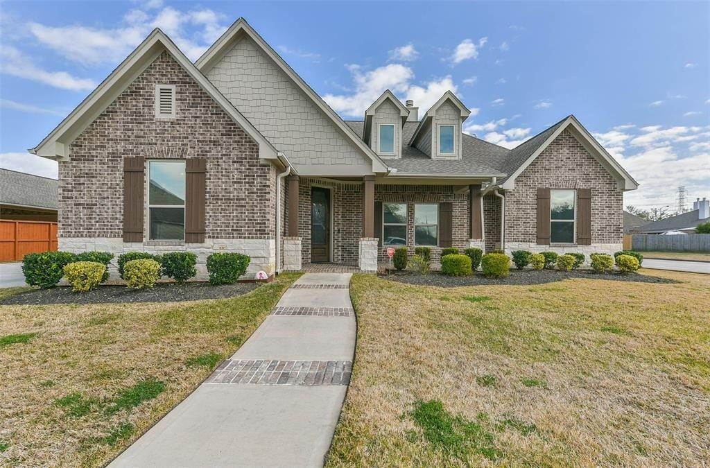 Single Family for Sale at 2318 W Lonesome Dove Drive Deer Park, Texas 77536 United States