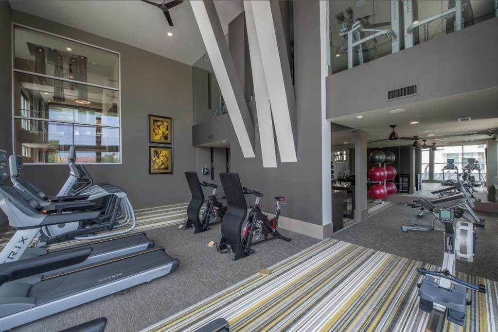 11. High or Mid-Rise Condo for Rent at 2111 Westheimer Road #1119 2111 Westheimer Road Houston, Texas 77098 United States