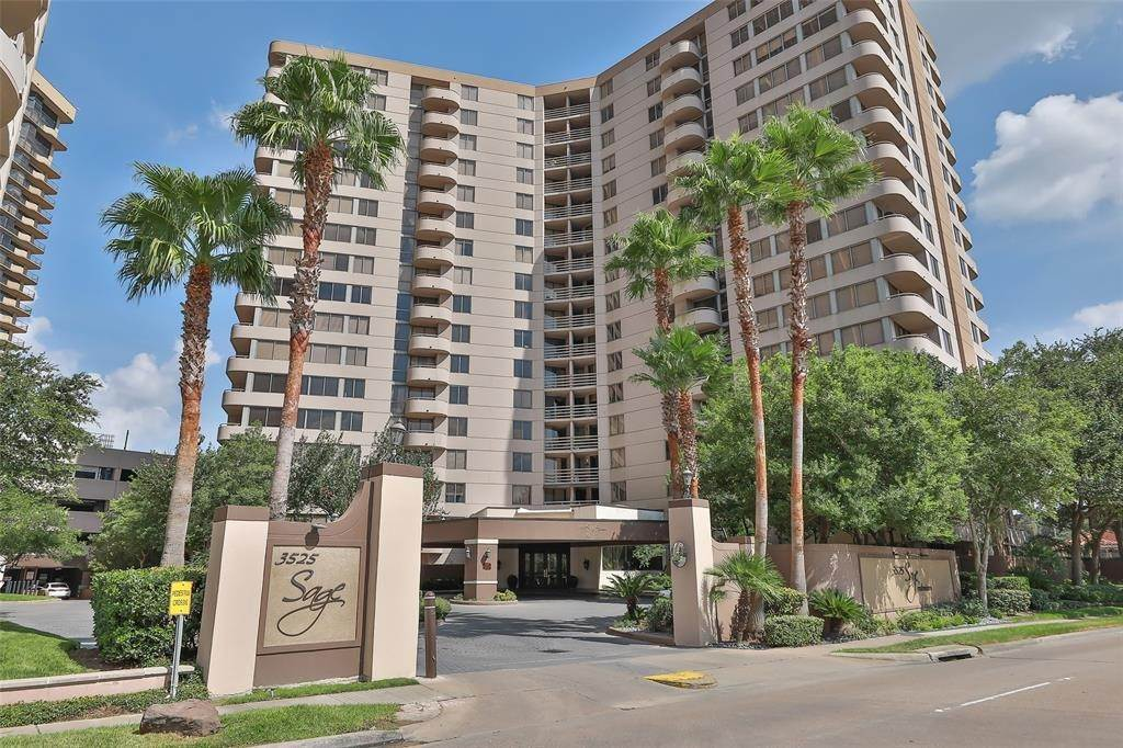 34. High or Mid-Rise Condo for Rent at 3525 Sage Road #1709 3525 Sage Road Houston, Texas 77056 United States