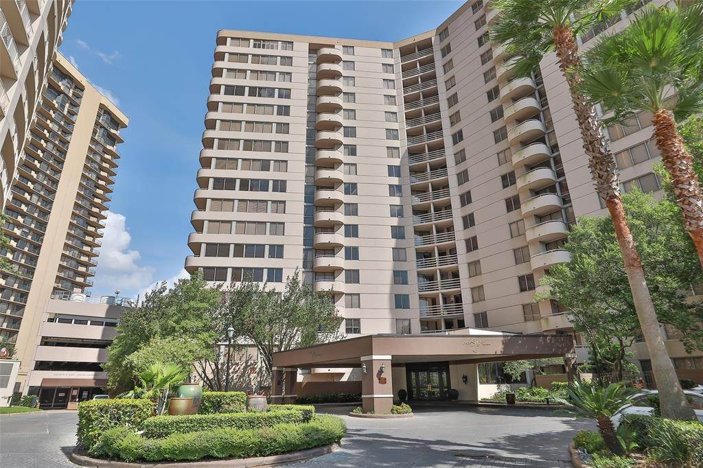35. High or Mid-Rise Condo for Rent at 3525 Sage Road #1709 3525 Sage Road Houston, Texas 77056 United States