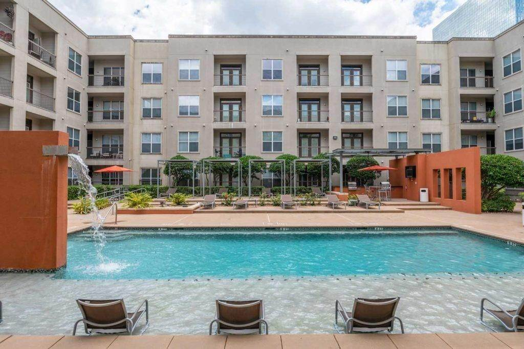 11. High or Mid-Rise Condo for Rent at 3660 Richmond Avenue #369 3660 Richmond Avenue Houston, Texas 77046 United States