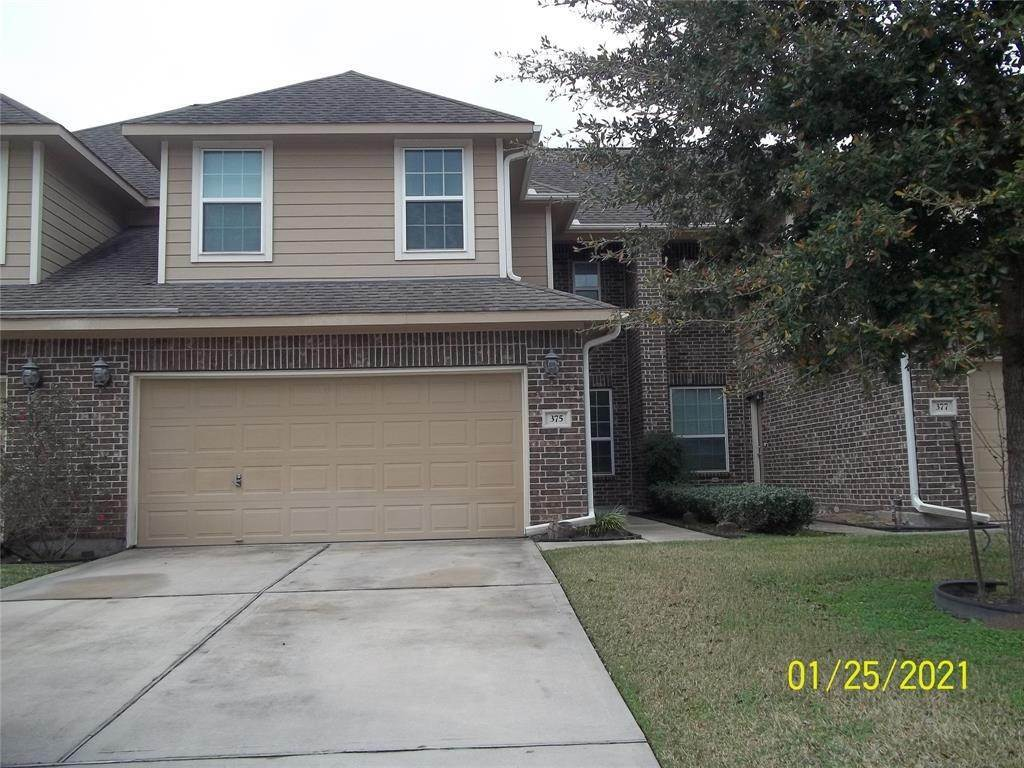Condo / Townhouse for Rent at 375 E Adoue Street Alvin, Texas 77511 United States