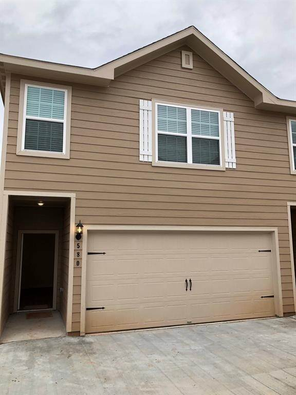 Condo / Townhouse for Rent at 580 Soloman Lane Brookshire, Texas 77423 United States
