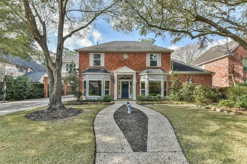 Single Family for Sale at 6027 Live Oak Place Spring, Texas 77379 United States