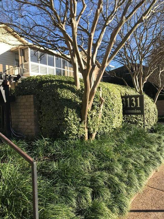 Condo / Townhouse for Rent at 3131 Cummins Street #23 3131 Cummins Street Houston, Texas 77027 United States
