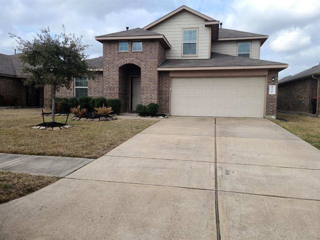 Single Family for Sale at 17746 Glade Landing Lane Richmond, Texas 77407 United States