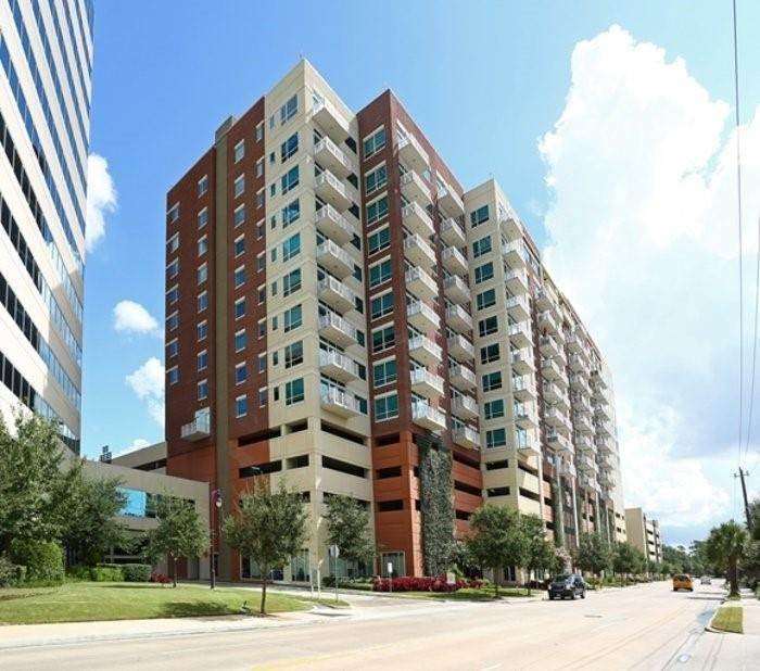 22. High or Mid-Rise Condo for Rent at 9870 N Gaylord Dr #606 9870 N Gaylord Dr Houston, Texas 77024 United States