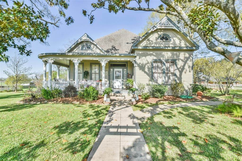 Single Family for Sale at 1034 S Tesch Street Bellville, Texas 77418 United States