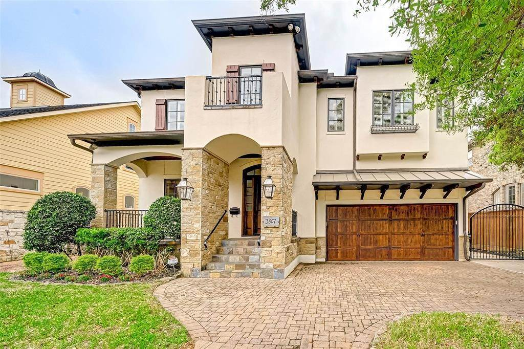 Single Family for Sale at 3807 Merrick Street Houston, Texas 77025 United States