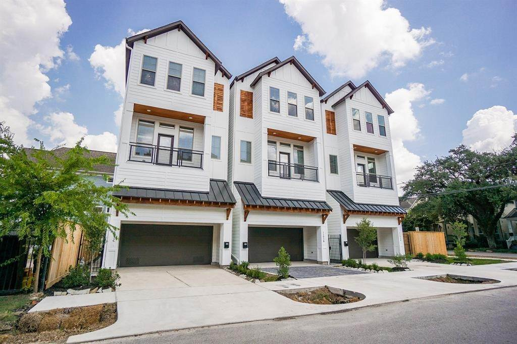 Single Family for Sale at 1103 W 15 1/2 St Street #C 1103 W 15 1/2 St Street Houston, Texas 77007 United States