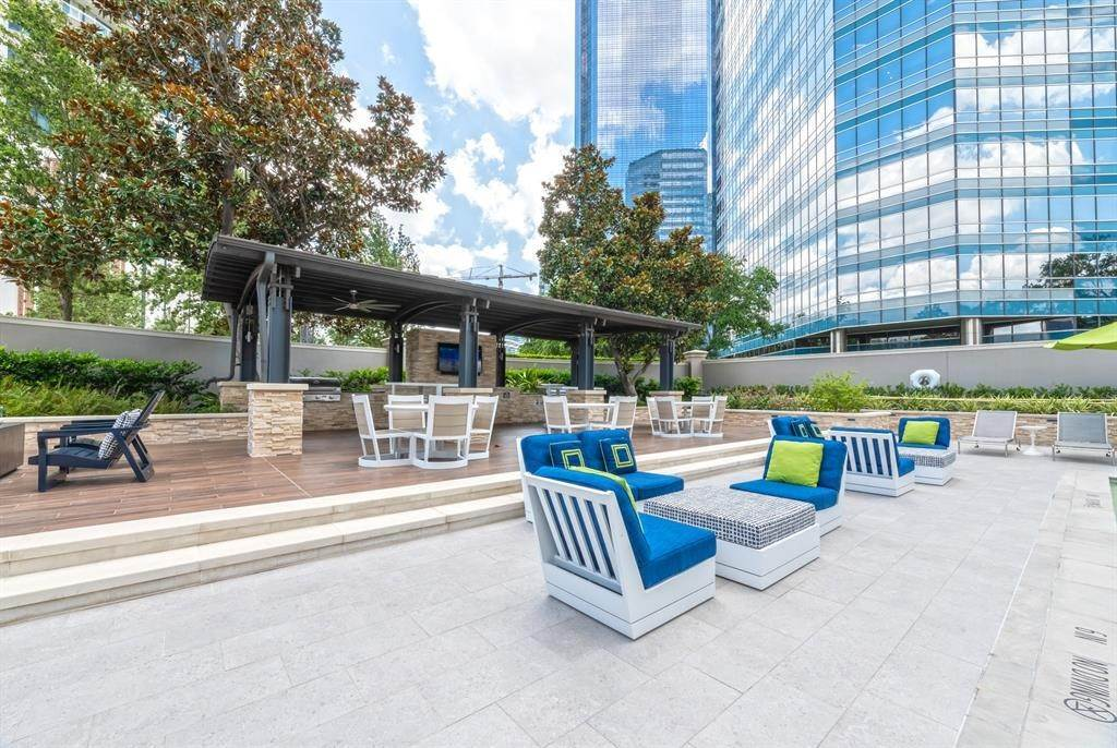 15. High or Mid-Rise Condo for Rent at 1200 Post Oak Boulevard #1907 1200 Post Oak Boulevard Houston, Texas 77056 United States