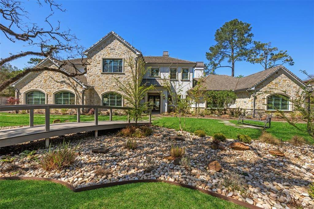 Single Family for Sale at 11620 Blalock Forest Street Bunker Hill Village, Texas 77024 United States