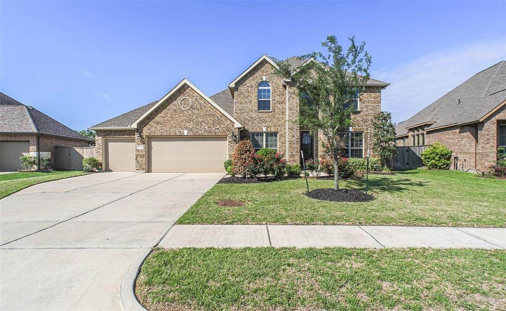 Single Family for Sale at 26402 Morgan Creek Lane Katy, Texas 77494 United States