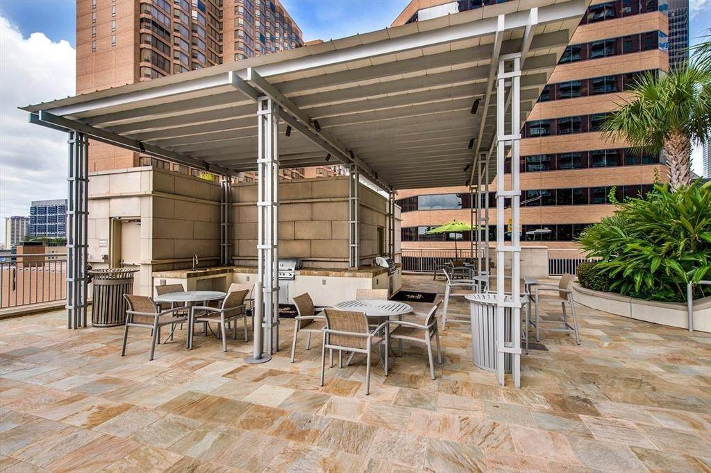 11. High or Mid-Rise Condo for Rent at 1400 Mckinney Street #3104 1400 Mckinney Street Houston, Texas 77010 United States